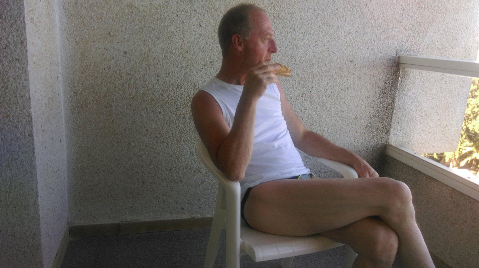 hans is hot uit Drenthe,Nederland